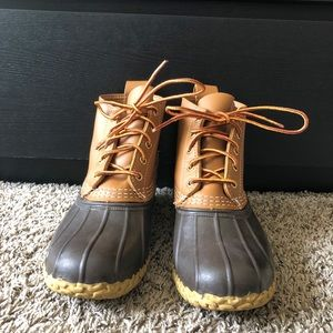 LL Bean Boots 6 in